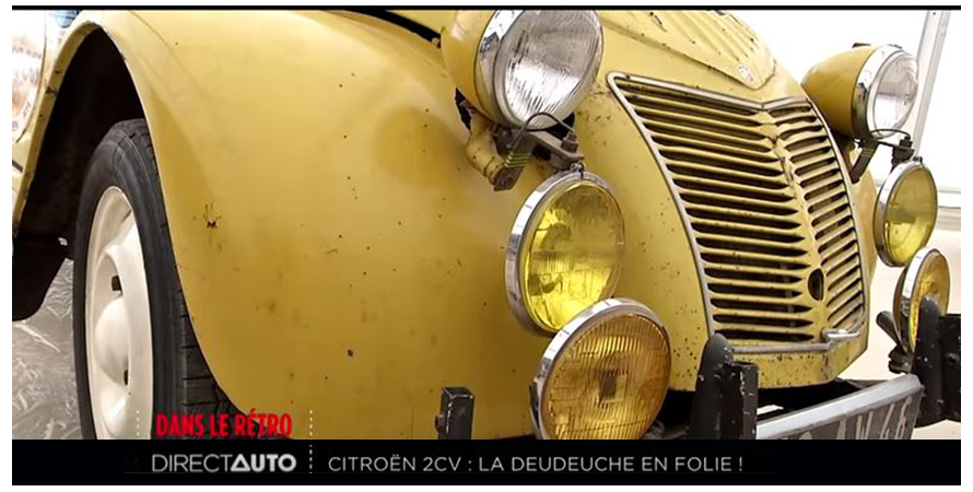 DIRECT AUTO : la deudeuch en folie​